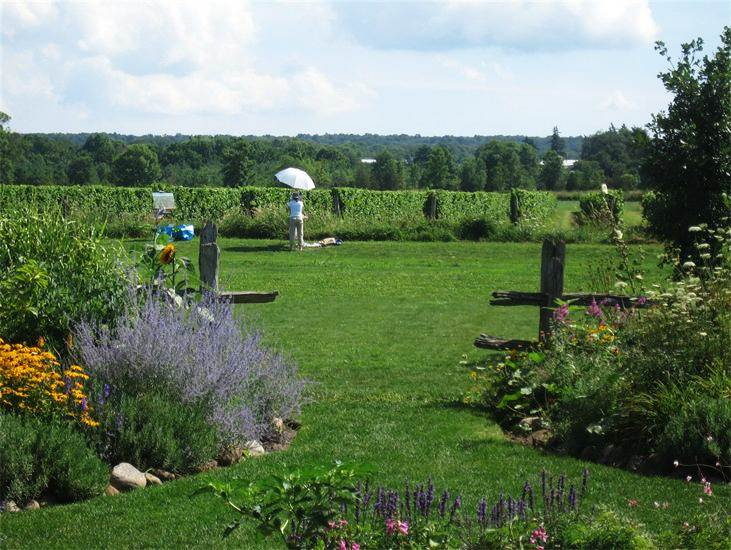 Good Earth Winery - Niagra Falls Tour